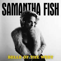 Fish Samantha - Belle Of The West NEW CD