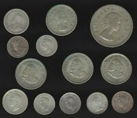 Mix Of South Africa Silver Coins | World Coins | Pennies2Pounds