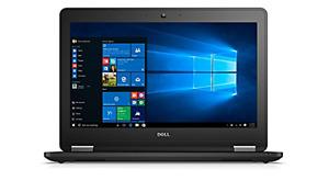 "DELL Latitude Laptop E7270 12"" - i5 8GB RAM 256 GB SSD  Window 10 Pro"