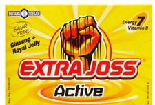UK SUPPLIER FAST AND FREE DELIVERY EXTRA JOSS -Energy Drink (10 SACHETS)