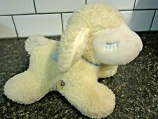 Eden Musical Animated Wind Up Lamb Plush Toy Mary Had a Little Lamb VTG 10.5""