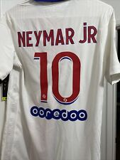 Nike PSG Vaporknit Match Away 20/21 Jersey CD4188-101 Men's Size S Neymar jr #10