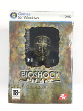 Bioshock Edition Collector PC Steelbook + Big Daddy Figure Figurine