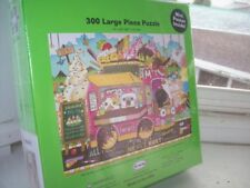 Ice Cream Truck 300 Piece Large Pieces Puzzle by Re-marks NEW