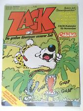 ZACK 1978 Nr. 22 ( Koralle ) mit Sammelbilder, mit Sammelecke