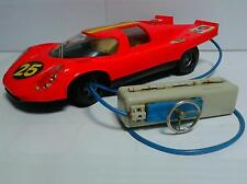 GAMA 4921 1:12 Porsche 917 battery operated in working condition 1970's