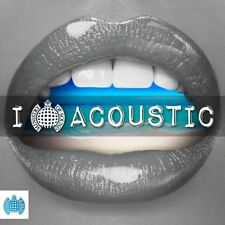 I Love Acoustic - Various Artists (Box Set) [CD]