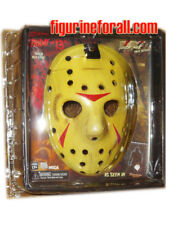 NECA JASON VOORHEES Hockey MASK 1:1 Prop Replica Friday the 13th Part 3 III  NEW
