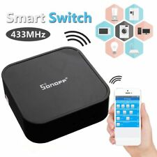 Sonoff Smart Switch RF Bridge 433MHz Wifi App Remote DIY Timer Home