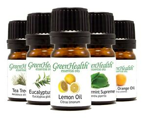 5ml Essential Oils 100% Pure & All Natural Free Shipping