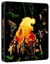 Jumanji - Benvenuti nella giungla (Blu-Ray Disc - SteelBook)