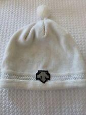Descente Women's/Girls' Ski Hat Wool/Acrylic Beanie Euc