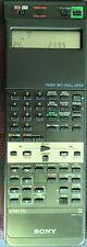 Télécommande pour hi8 Enregistreur Sony ev-s1000 rmt-451