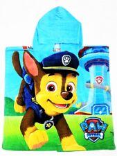 Kids Paw Patrol Poncho Towel