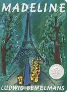 Madeline - Board book By Bemelmans, Ludwig - ACCEPTABLE