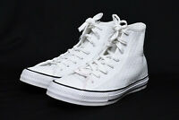 Converse Chuck Taylor All Star Fuse High Top Laced Sneaker White Mens Sz 10