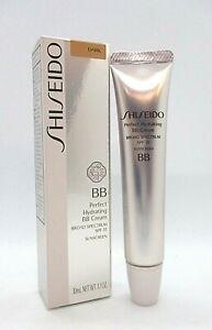 Shiseido BB Perfect Hydrating Cream Spf 35 ~ Dark ~ 1.1 oz ~ BNIB