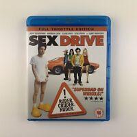 Sex Drive (Blu-ray, 2009)