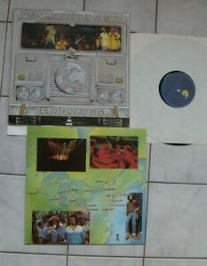 BOB MARLEY & THE WAILERS - BABYLON BY BUS GIMMIX 2LP ISLAND 300 152-406 LIVE TOP