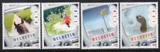 Suisse neuf sans charnière 2005 SG1649-52 mms (multimedia Messaging)