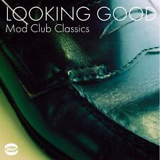 "LOOKING GOOD  ""MOD CLUB CLASSICS - A SYMPHONY IN MIDNIGHT BLUE MOHAIR"" 20 TRACKS"
