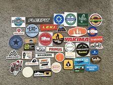 40 Outdoor Hike Stickers #40C Marmot Yakima Gregory Outdoor Research Kelty