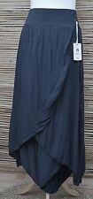 LAGENLOOK BEAUTIFUL AMAZING QUIRKY HAREM TROUSERS/PANTS***NAVY BLUE**SIZE M-L-XL