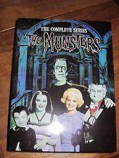 Vintage Munsters TV shoW DVD seT!!! complete SerieS!! MinT!!!