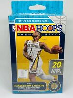 2019-20 Panini NBA Hoops Premium Stock Hanger Box Brand New Sealed
