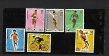 Briefmarken Paraguay 1986 PY 4047 - 4052  olympische Spiele,  postfrisch