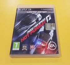 Need For Speed Hot Pursuit Limited Edition GIOCO PS3 VERSIONE ITALIANA
