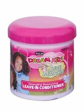 African Pride Dream Kids Olive Miracle Detangling Moist LeaveIn Conditioner 425g