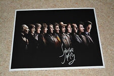 SYLVESTER MCCOY signed Autogramm 20x25 cm In Person DOCTOR WHO