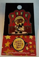 Disney Pin Lights, Camera, Pins! Logo w Mickey Pin UZ:28840  RARE FREE SHIPPING