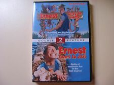 ERNEST GOES TO CAMP AND GOES TO JAIL DVD - NEW AND FACTORY SEALED IN PACKAGE