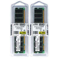 256MB KIT 2 x 128MB DIMM SD NON-ECC PC133 133 133MHz 133 MHz SDRam Ram Memory
