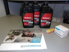 CF Moto Oil Change Service Kit ATV/UTV