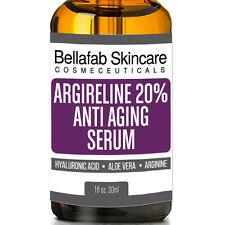 ARGIRELINE PEPTIDE ANTI AGING SERUM WITH VITAMIN C FOR FACE . 1 FL OZ.