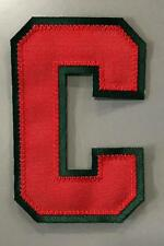 "NEW JERSEY DEVILS CAPTAINS ""C"" PATCH FOR 1980'S WHITE JERSEY KIRK MULLER"