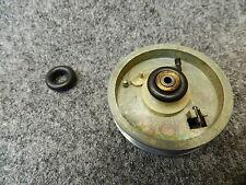 RUOTA IN GOMMA DESTRO ATTACCO bobine in play, adatto per Grundig TK 222-248