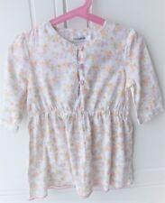 Mädchen Kleid von noppies Tunika Blusenkleid 100% Baumwolle Gr 92 98 TOP Zustand