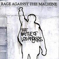 The Battle of Los Angeles von Rage Against the Machine   CD   Zustand gut