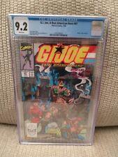 G. I. Joe #97, CGC 9.2, 1990, Marvel Comics, White Pages