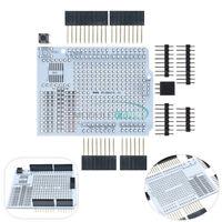 DIY Prototype PCB Protoshield for Arduino UNO R3 Mega 1280 2560 328 Shield Board