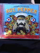 MOJO Presents SGT. PEPPER With A Little Help From His Friends Beatles Tribute CD