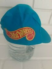 Hot wheels bicycle cycling hat HO RED LINES 1980s BMX Promotion Dealer model