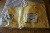 Lynx Protective Clothing Rain gear yellow L Jacket L overalls and XL overalls