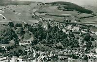 Ansichtskarte Harburg Luftbild ? (Nr.816)