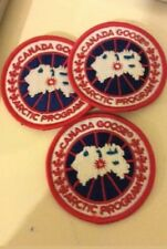 CANADA GOOSE BADGE Red Free Uk postage 3 badges