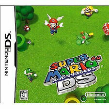 Super Mario 64  NINTEND DS NDS Import Japan